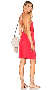 Open Back Cami Dress in Sizzle