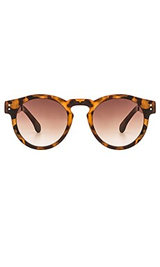 The Metal Series Clement in Tortoise & Rose Gold