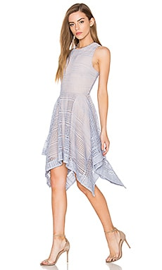 Sweet Nothing Dress in Pastel Blue
