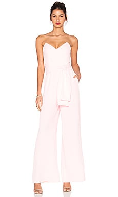 Get Free Jumpsuit in Bisque