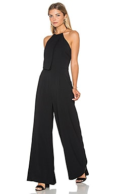 Clockwork Jumpsuit in Black
