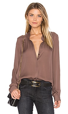 Bianca Blouse in Peppercorn