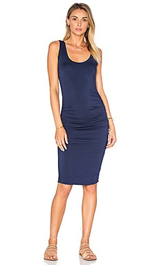Frankie Dress in Midnight
