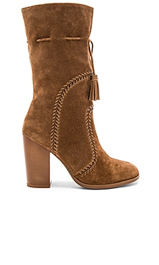 Lutak Boot in Tan