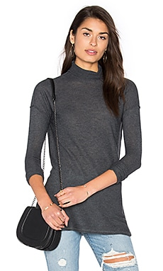 Lionel Sweater Dress in Charcoal