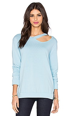 Cueva Sweatshirt in Retro Blue