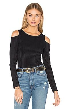 Ashley Jane Bodysuit in Black