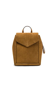 Mini Backpack in Sienna