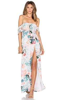 Anemone Dress in Paradise Floral