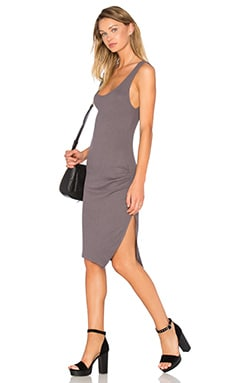 x REVOLVE Rembrandt Dress in Grey
