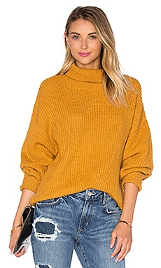 Alexa Sweater in Marigold