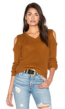 x REVOLVE Blake Sweater in Latte