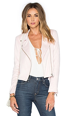 Charmer Jacket in Blush