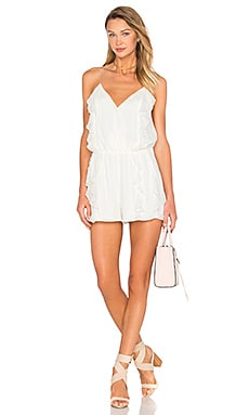 Fairytale Romper in Ivory