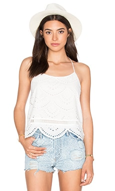 Baciami Top in Ivory