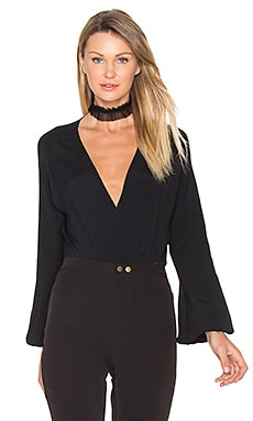 x REVOLVE Layla Bodysuit in Black