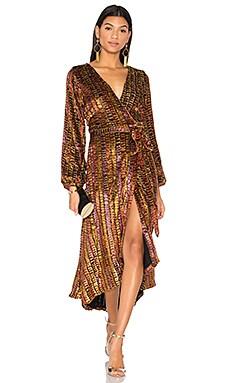 Dress 70 in Dotty Velvet