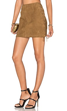 Skirt 56 in Tan