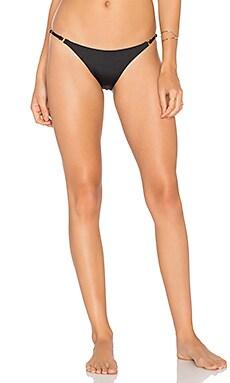 Redondo Bitsy Bikini Bottom in Black