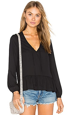 Kylie Top in Black