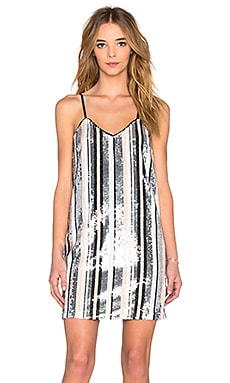 Sequin Cami Dress in Multi