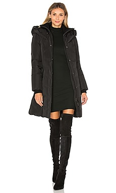 Leandra Coat in Black