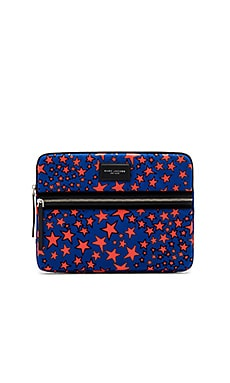 Flocked Star Printed Biker 13