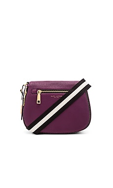Gotham Saddle Bag in Iris