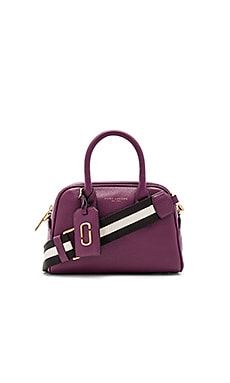 Gotham Small Bauletto Bag in Iris