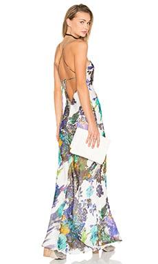 Maxi Slip Dress in Ivory