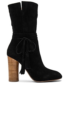 Miranda Booties in Black