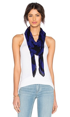 Swallow Swarm Scarf in Ultraviolet
