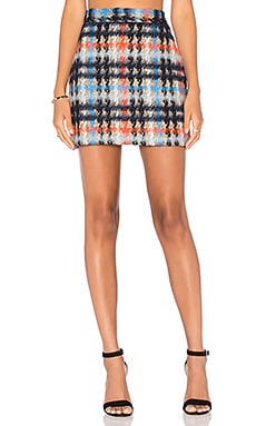 Modern Skirt in Multi