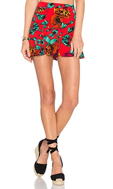 Tropical Dream Shorts in Multi