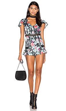 Botanics Romper in Multi