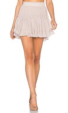 Marion Skirt in Stone