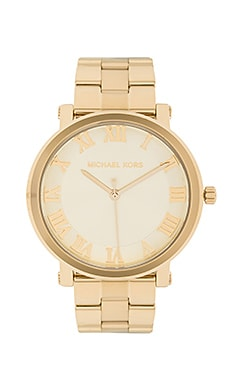 Norie Watch in Gold