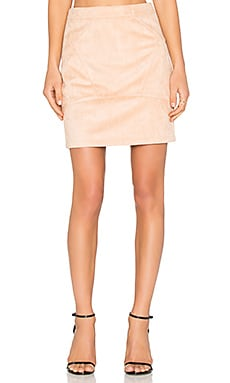 In Control Skirt in Dusty Rose