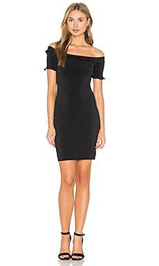 Soria Dress in Black