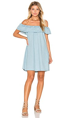 Rosella Dress in Wilma Wash