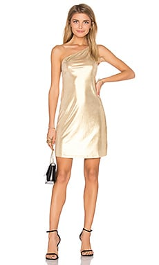 Kate Dress in Gold