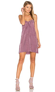 Slip Dress in Heather