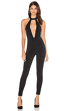 Zeruya Unitard in Black