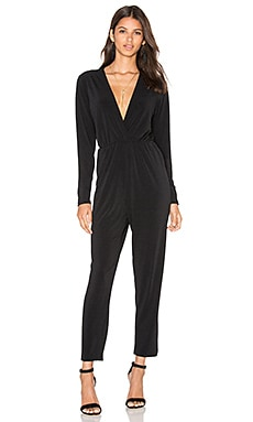 Milan Jumpsuit in Black
