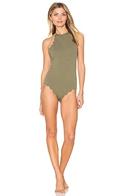 Mott One Piece in Olive