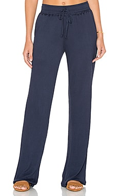 Twiggy Beach Pant in Navy