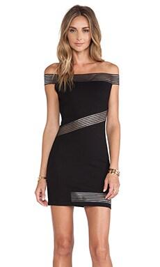 Last Night Dress in Black