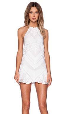 What It Is Dress in Ivory