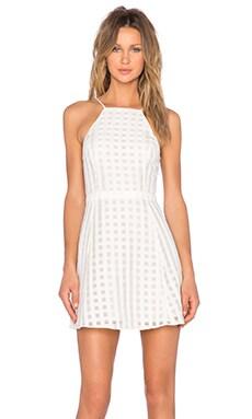x REVOLVE Animosity Mini Dress in White