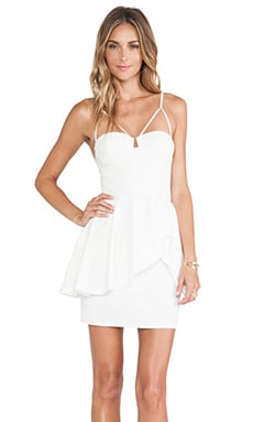 Swoon Dress in Ivory